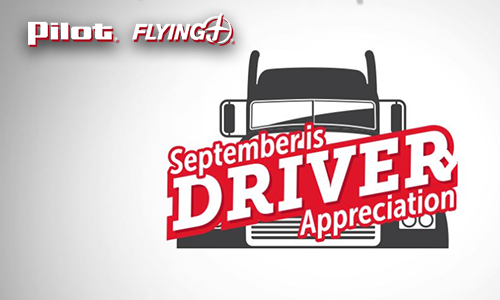 "Pilot Flying J introduces ""Thank a Driver"" campaign for TDAW"