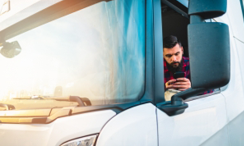 Take care of drivers with technology that suits their needs