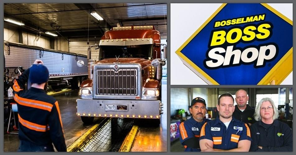 From Travel Centers to Truck Shops, Bosselman Has You Covered