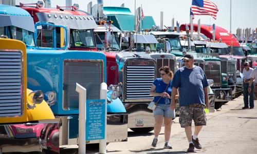 The 2020 Walcott Truckers Jamboree Goes Virtual