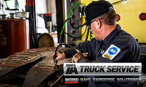 Start or Strengthen Your PM Program with These Tips from TA Truck Service