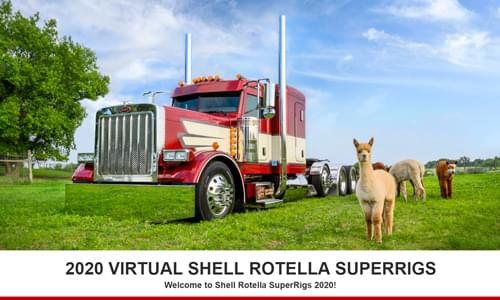 VIRTUAL SHELL ROTELLA SUPERRIGS CALL FOR ENTRY OPEN AUGUST 10-21