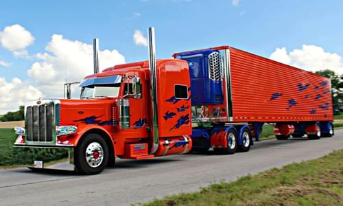 Brian Dreher Captures Best of Show at Virtual Shell Rotella® SuperRigs®