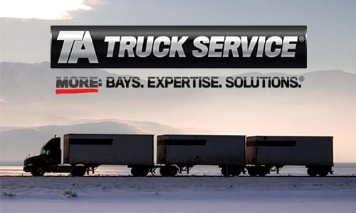 Tips to Help Avoid a Frozen Air Dryer from TA Truck Service