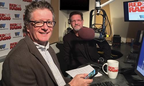 Overnight chemistry: Red Eye Radio longtime hosts Gary McNamara, Eric Harley dominate late-night airwaves