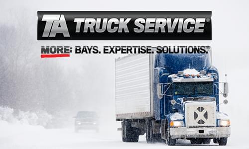 Winter Breakdown Prevention Tips from TA Truck Service