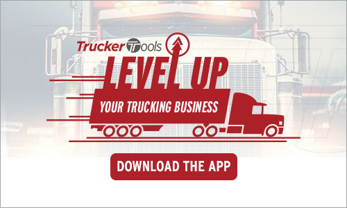 Listen to our interview with Prasad Gollapalli of Trucker Tools