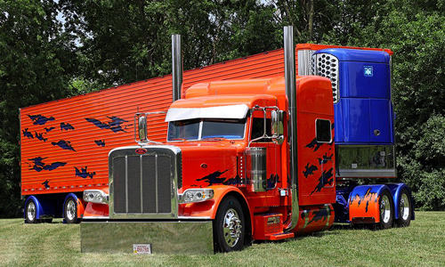 39th Annual Shell Rotella® SuperRigs® to be held at Love's Truck Stop in Hampshire, IL