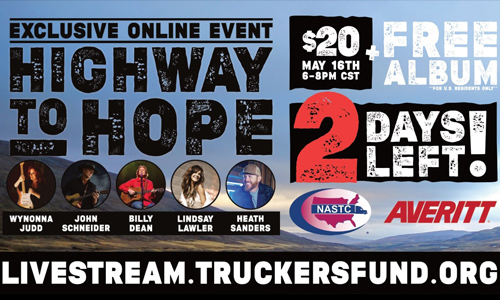 St. Christopher Truckers Relief Fund Releases Podcast Interview with Wynonna Judd Ahead of Her Appearance in SCF's Highway To Hope Benefit Concert