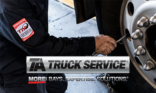 Summer Tire Tips from TA Truck Service