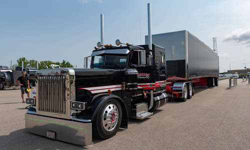 Kiegan Nelson and Vinnie Diorio Capture Best of Show at Shell Rotella® SuperRigs®