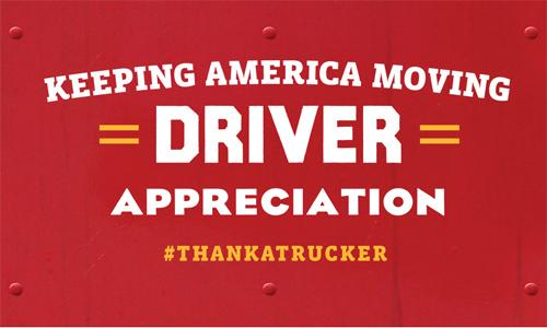 "Pilot Company Brings Back ""Trucker Salute"" as Driver Appreciation Tribute"