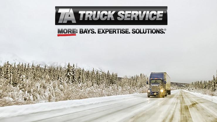 Winterization Tips from TA Truck Service