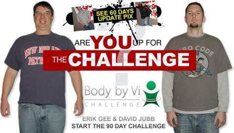 Erik and David's 90 Day Challenge