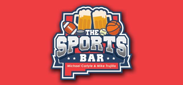 Michael Carlyle Talks World Series, UFC and Lobo Football