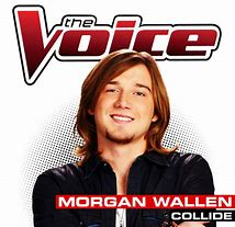 Morgan Wallen Was On The Voice Country Countdown Usa
