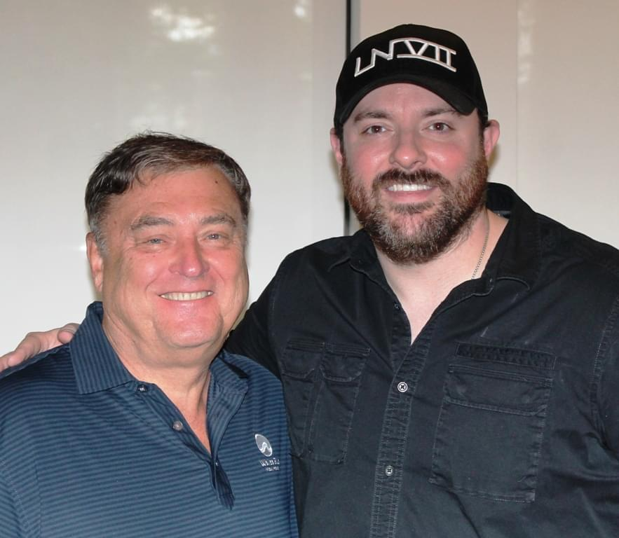 Chris Young In New House