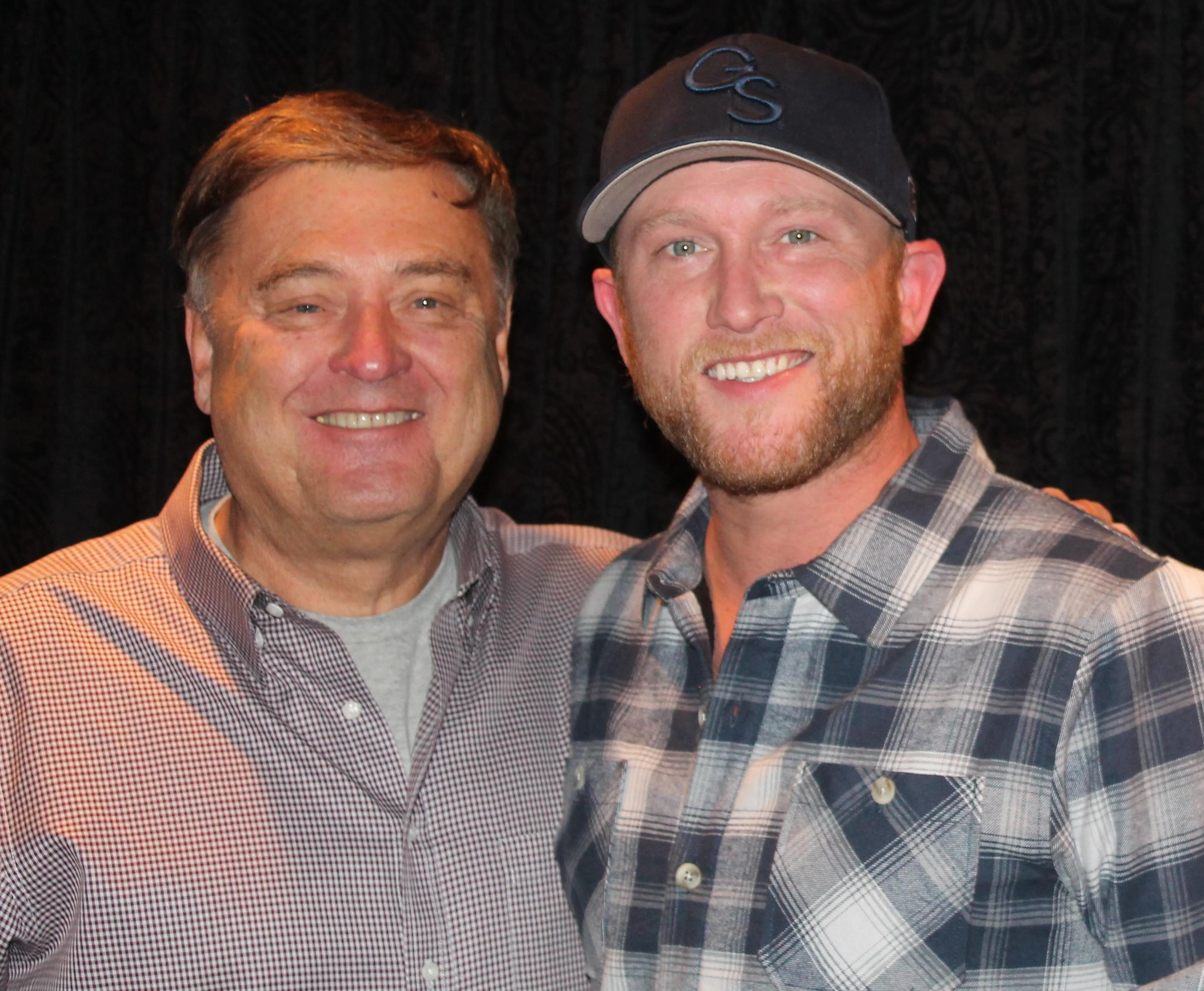 Cole Swindell: Stunned By Church