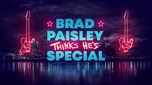 Brad Paisley TV Special Preview
