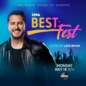 Luke Bryan CMA Best Of Fest