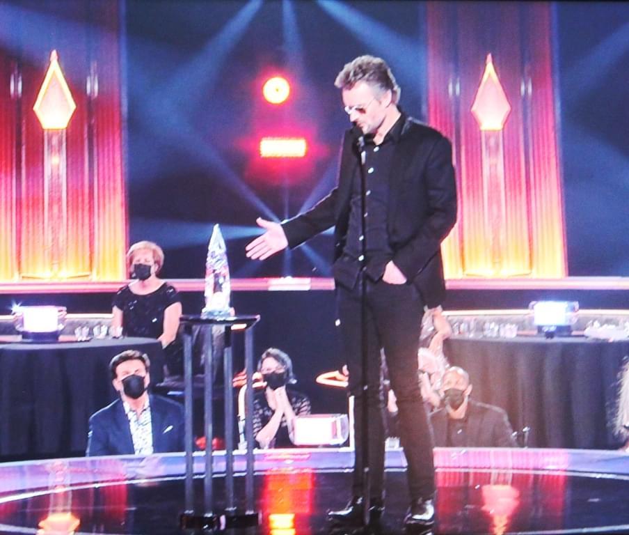 Eric Church Wins CMA Entertainer