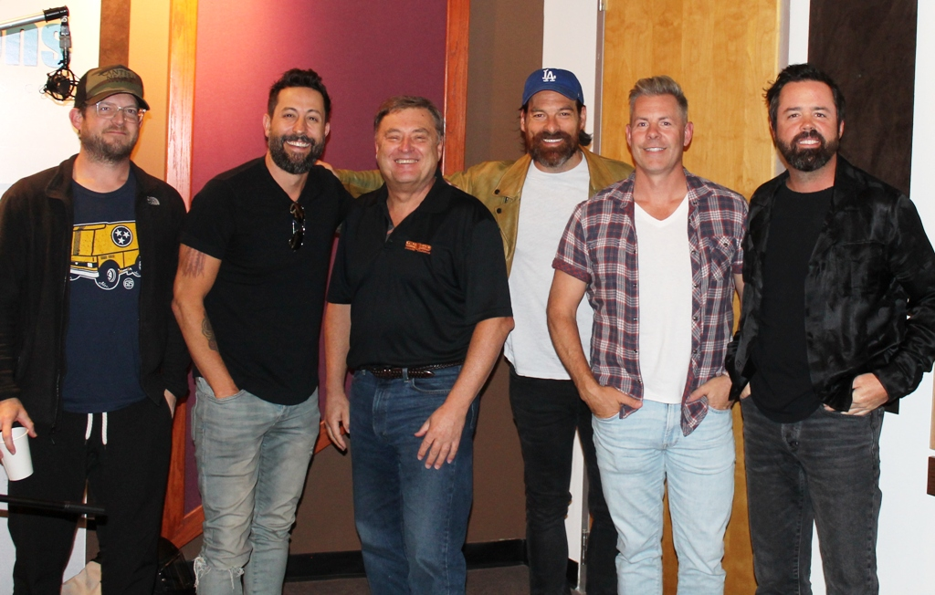 Old Dominion: New Music Ready