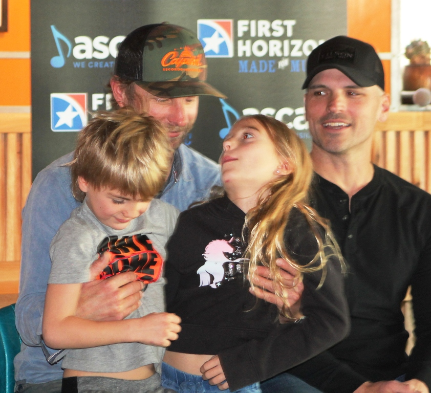 Dierks Bentley On Father's Day