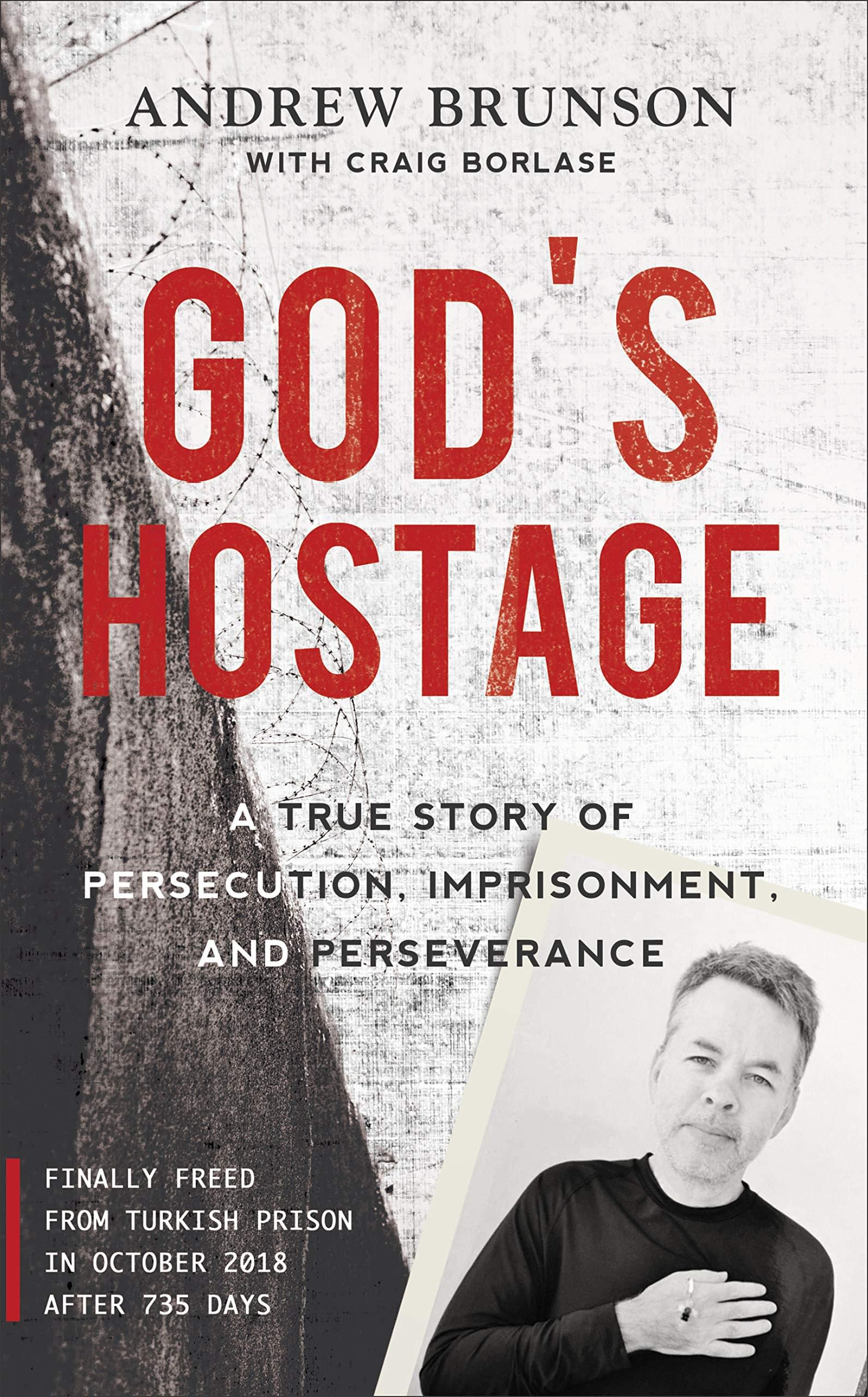 GOD'S HOSTAGE