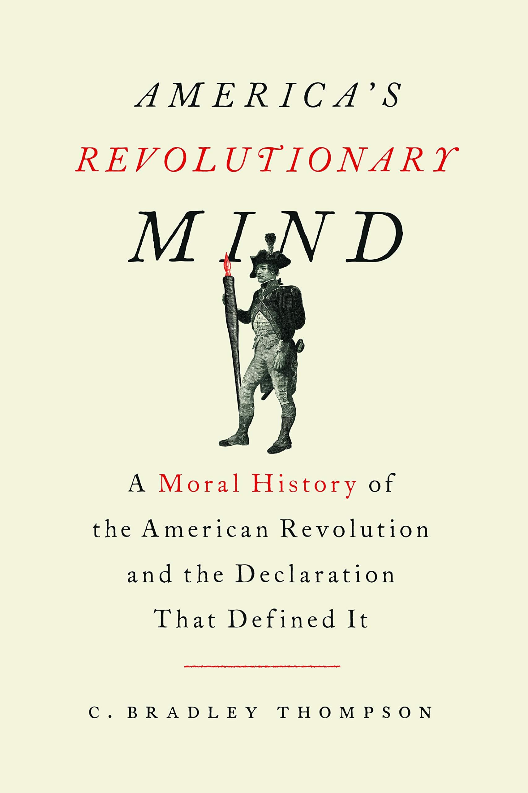 AMERICA'S REVOLUTIONARY MIND