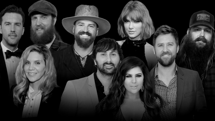2018 Country Artist Grammy Nominees