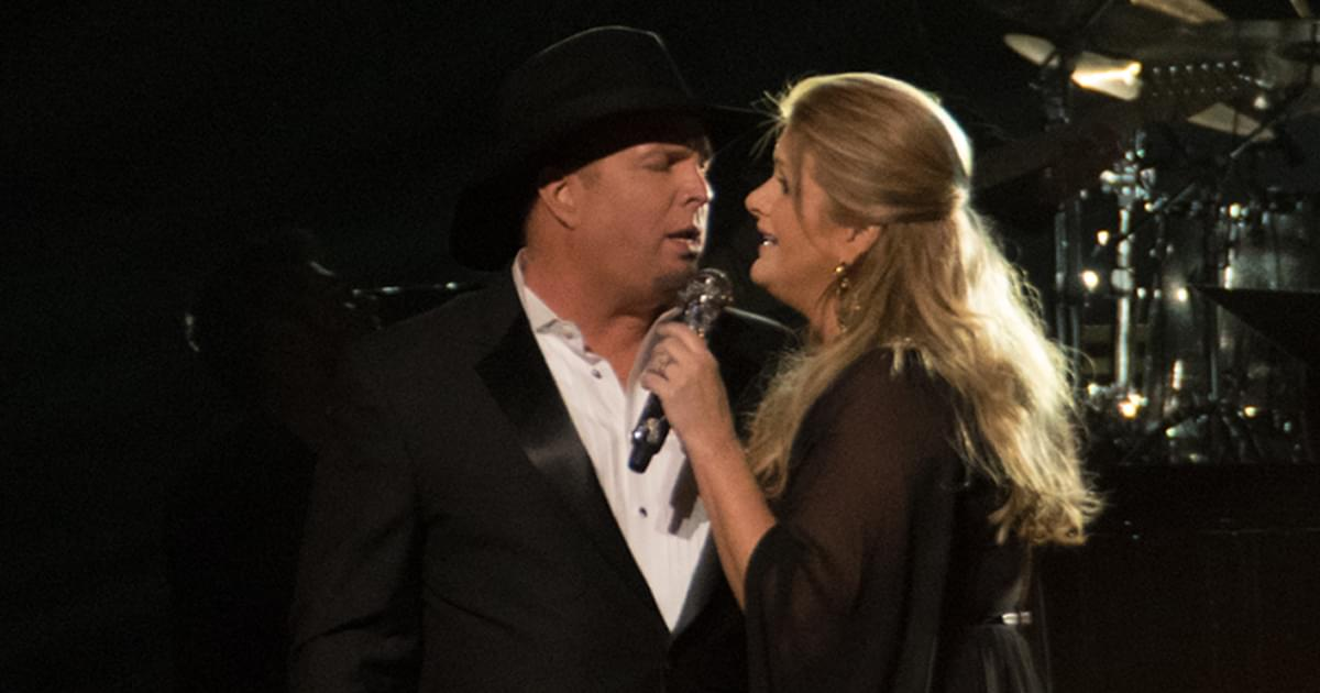 "Garth Brooks & Trisha Yearwood Send New Single, ""Shallow,"" to Country Radio on Oct. 22"