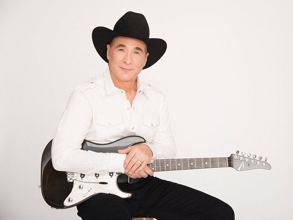 Clint Black Holds Contest to Raise Awareness For Rett Syndrome