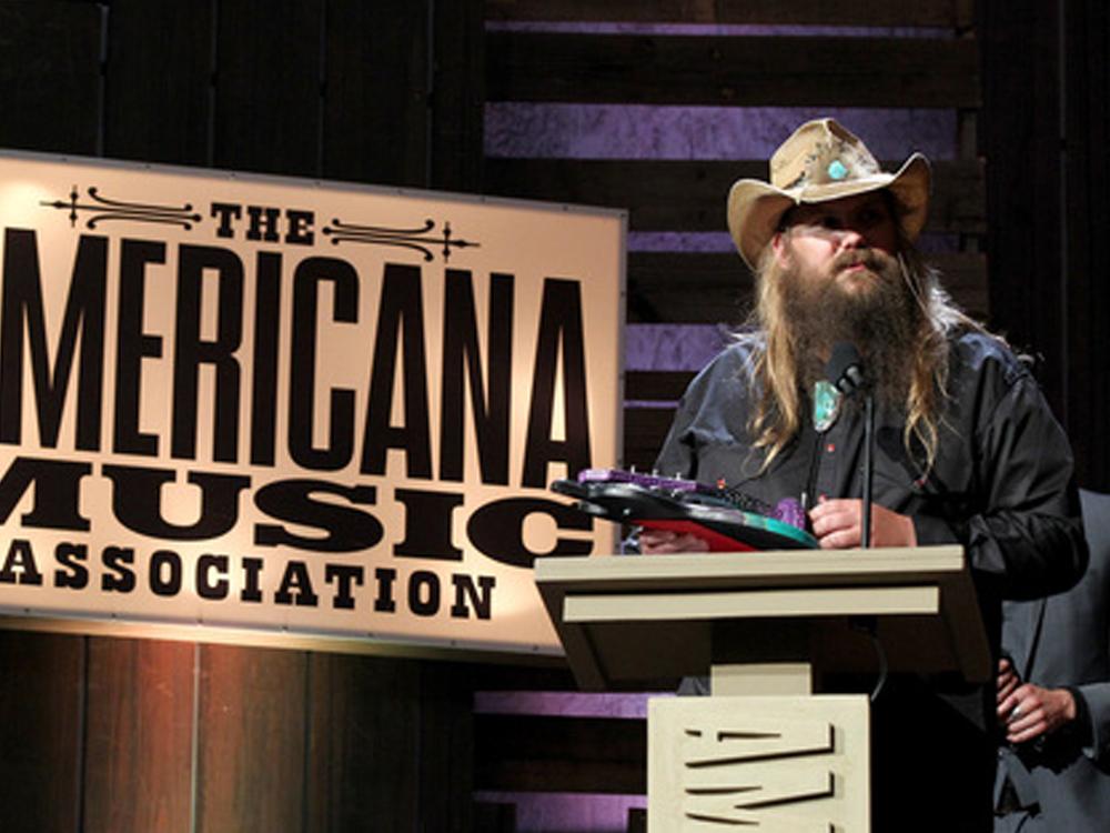 2016 Americana Award Winners Include Chris Stapleton, Jason Isbell & More