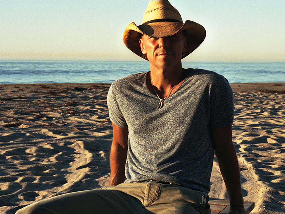 """Kenny Chesney Hits No. 1 With """"Setting the World on Fire""""—Releases Lyric Video for """"Rich and Miserable"""""""