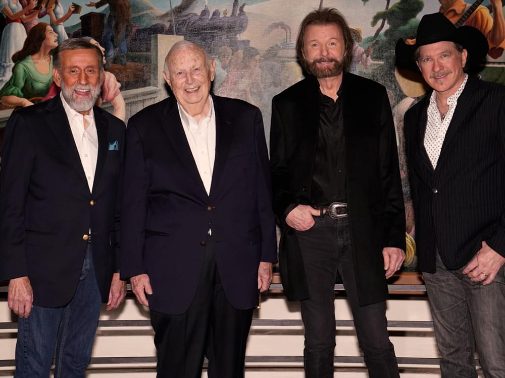 Watch Hall of Fame Inductees Brooks & Dunn, Ray Stevens & Jerry Bradley Reflect on Historic Honor