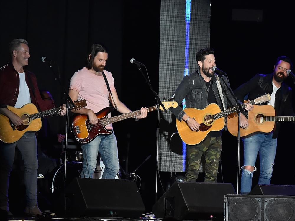 "Old Dominion Flips the Scrip With New Single, ""One Man Band"" [Listen]"