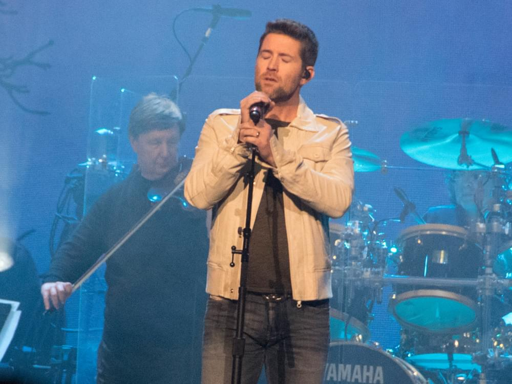 Josh Turner Scores Multiple Gospel Music Awards Nominations
