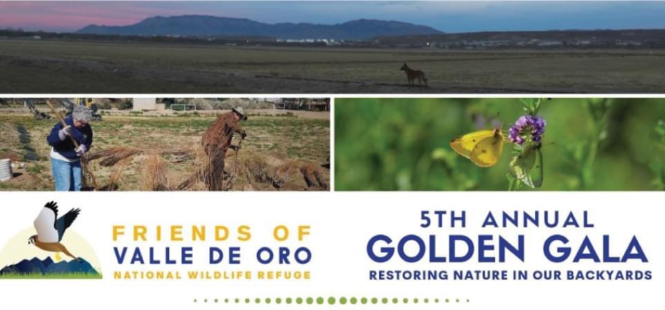 Valle de Oro National Wildlife Refuge's 5th Annual Golden Gala