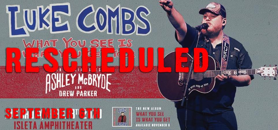 Luke Combs – SOLD OUT