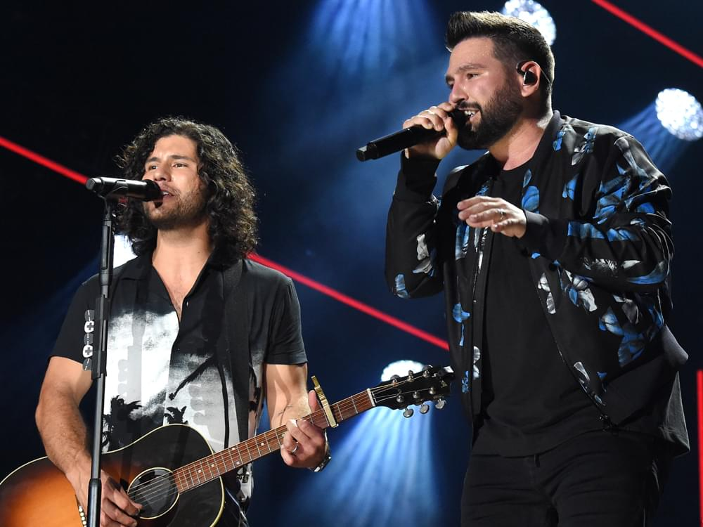 Dan + Shay Announce Headlining Arena Tour