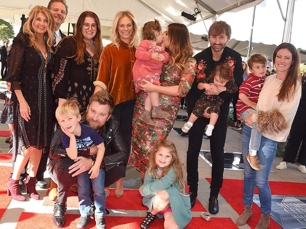 "Lady Antebellum's New Video for ""What I'm Leaving For"" Is a Family Affair [Watch]"