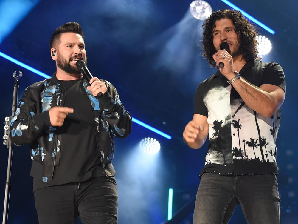 "Dan + Shay's ""10,000 Hours"" With Justin Bieber: ""This Song Has Reached New Places We Never Dreamed Of"""