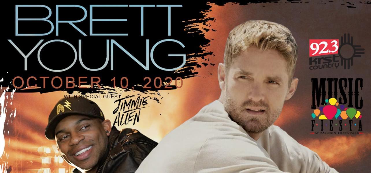 Music Fiesta – Brett Young & Jimmie Allen