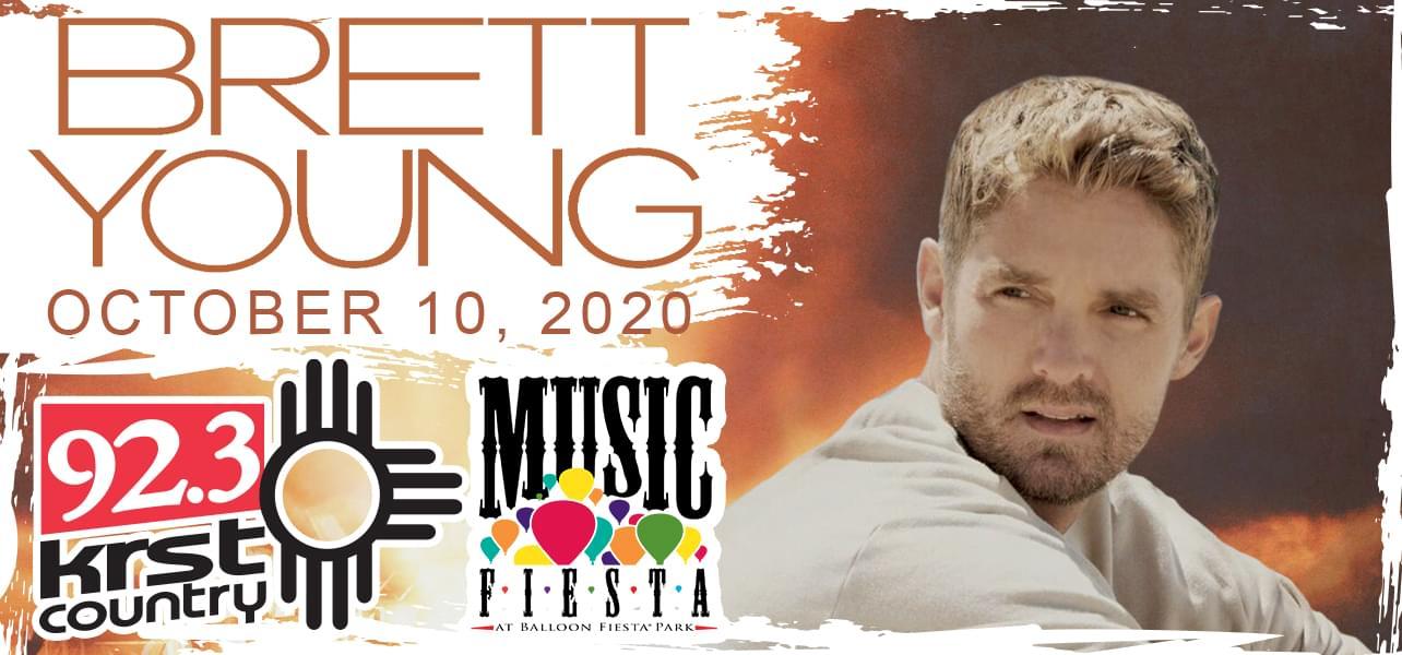 Music Fiesta – Brett Young