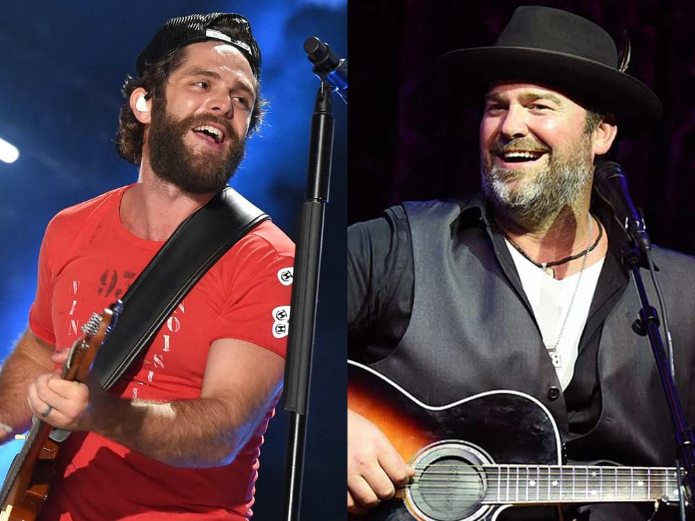 April 10: Live-Stream Calendar With Thomas Rhett, Lee Brice, Devin Dawson & More