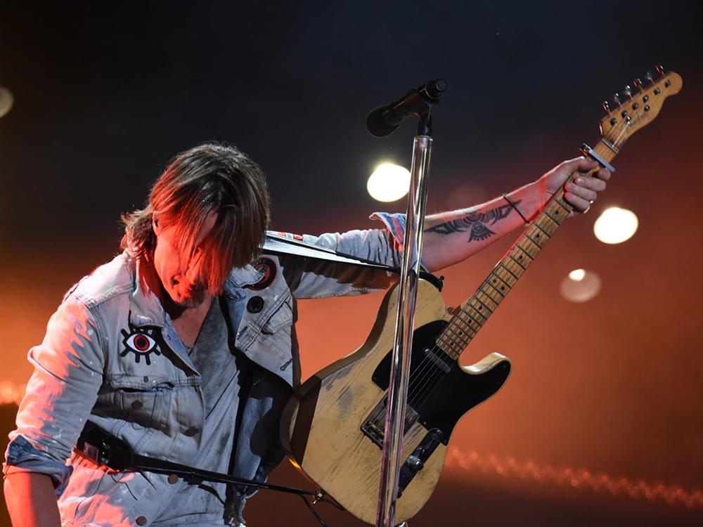 "Keith Urban Announces Release of New Album, ""The Speed of Now Part 1"" on Sept. 18"
