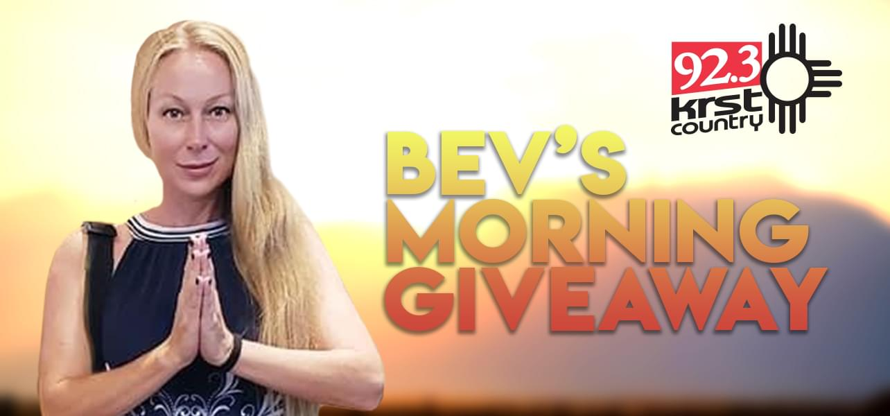 Bev's Morning Giveaways – Official Rules