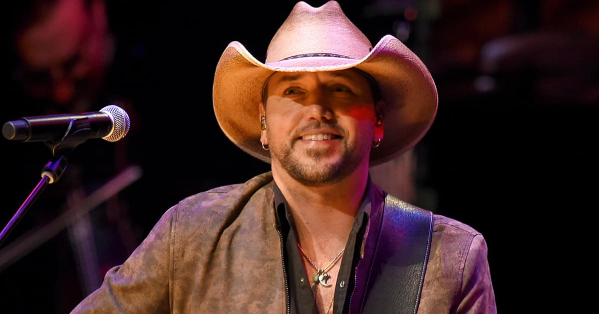 "Jason Aldean Releases New Single, ""Blame It On You"" [Listen]"