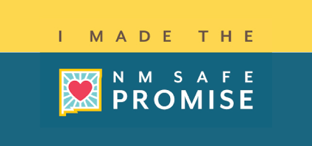 Make The NM Safe Promise – Official Rules