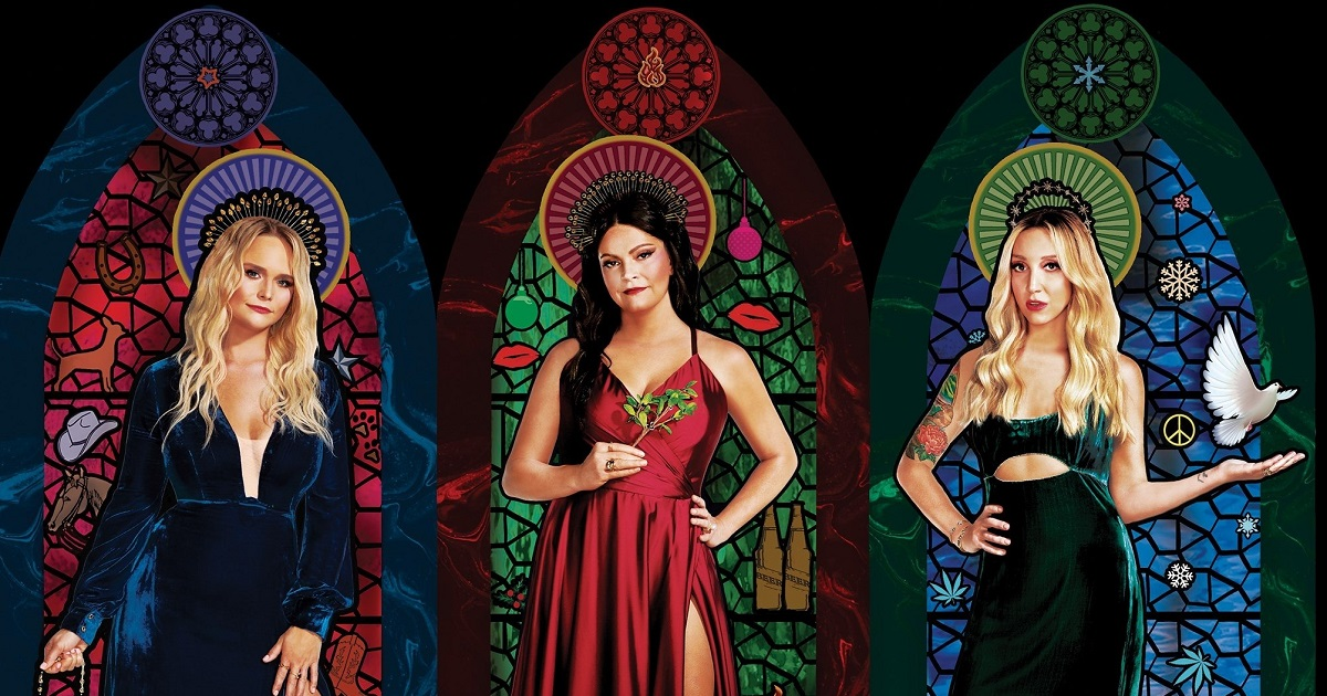 """Pistol Annies Announce Holiday Album & Release """"Snow Globe"""""""